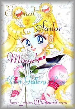 Eternal Sailor Moon's Best Gallery Page